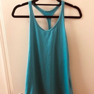 NWOT Nike Dri-Fit Tank Top Teal